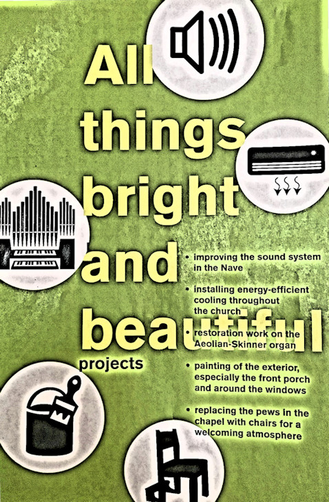 All Things Poster